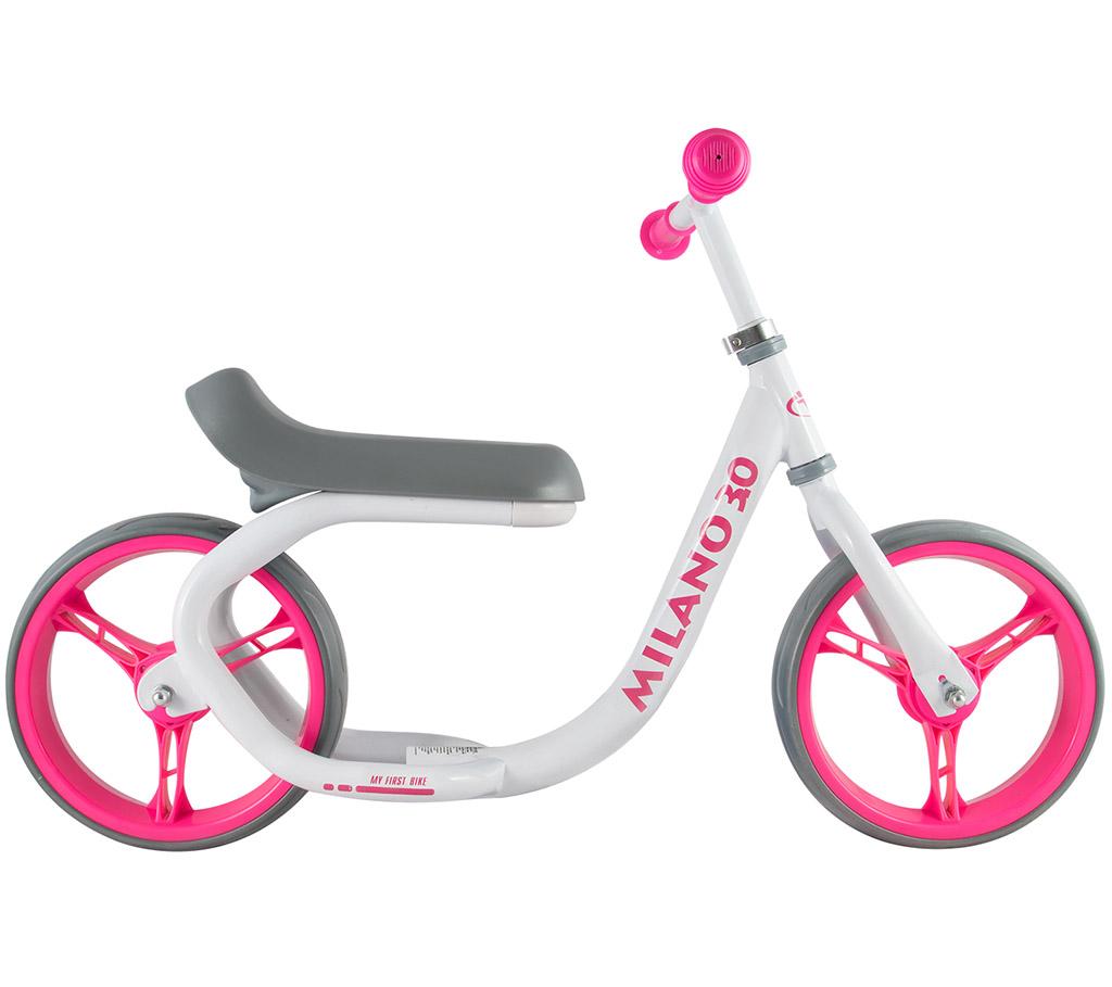 Беговел Milano 3.0 розовый
