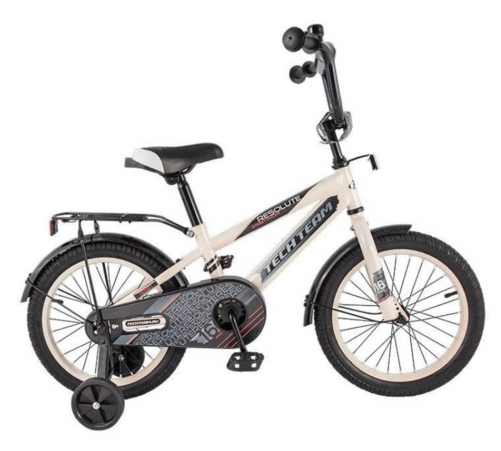 Велосипед Tech Team T 16134 белый