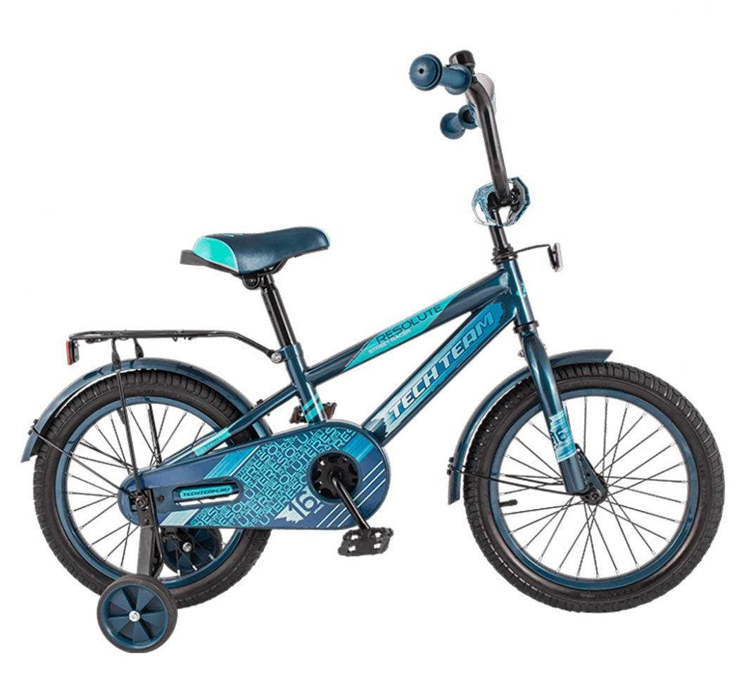 Велосипед Tech Team T 18134 голубой
