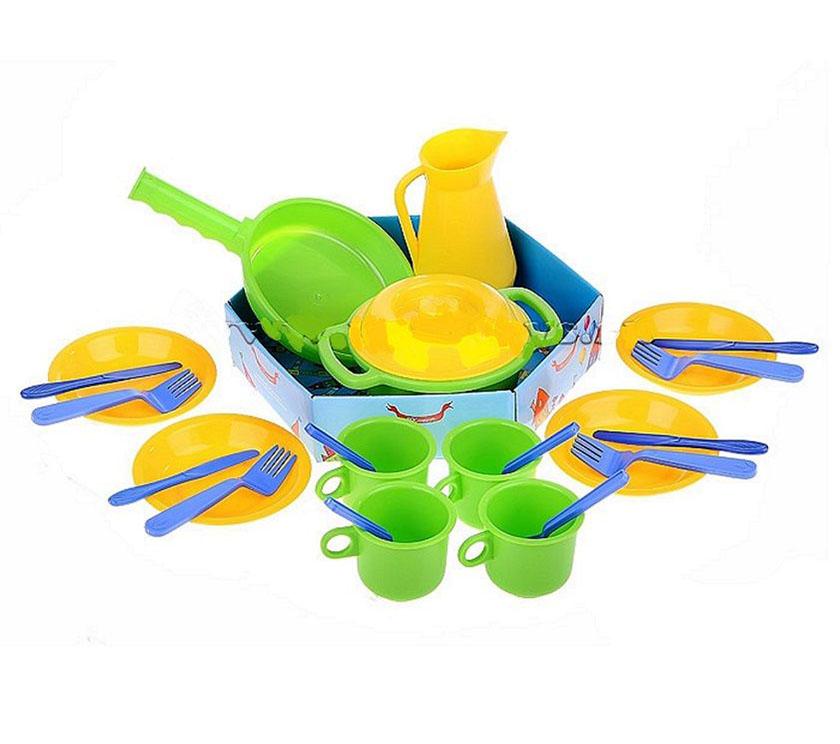 Набор детской посуды  Алёнка 9212