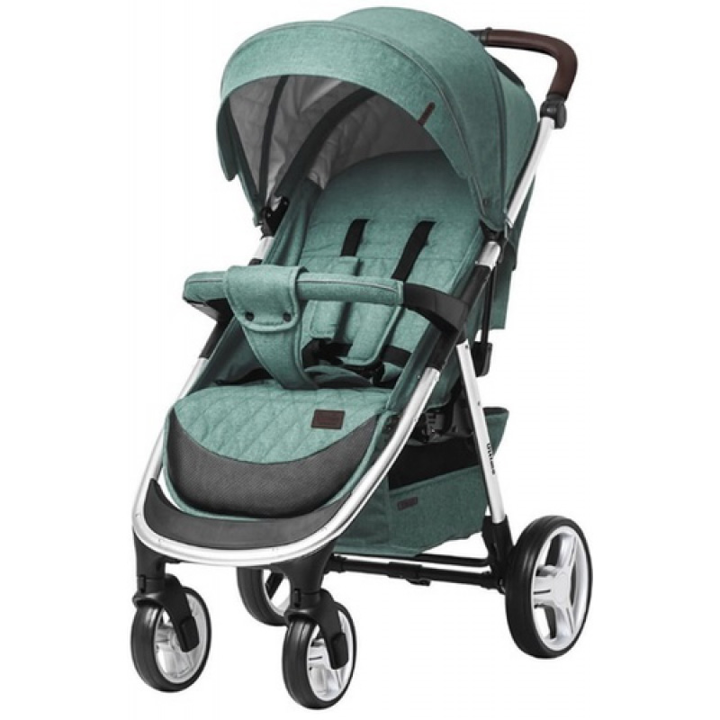 Коляска прогулочная BABY TILLY T  T-191 Ultimo Hunter Green