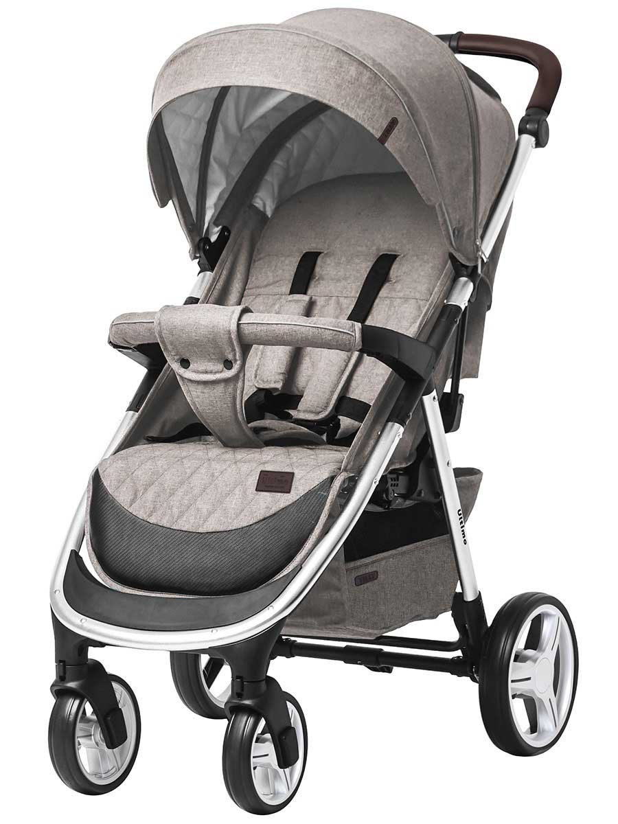 Коляска прогулочная BABY TILLY T  T-191 Ultimo Peach Beige