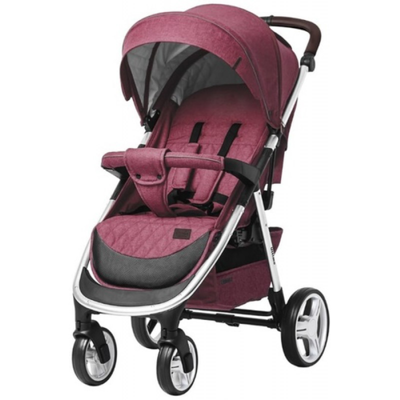 Коляска прогулочная BABY TILLY T  T-191 Ultimo Ultra Purple