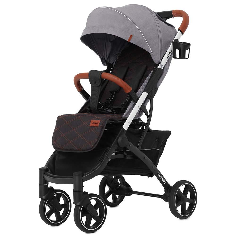Детская коляска CARRELLO Astra  CRL-5505 Dolphin Grey