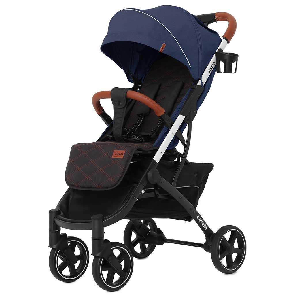 Детская коляска CARRELLO Astra  CRL-5505 Ocean Blue