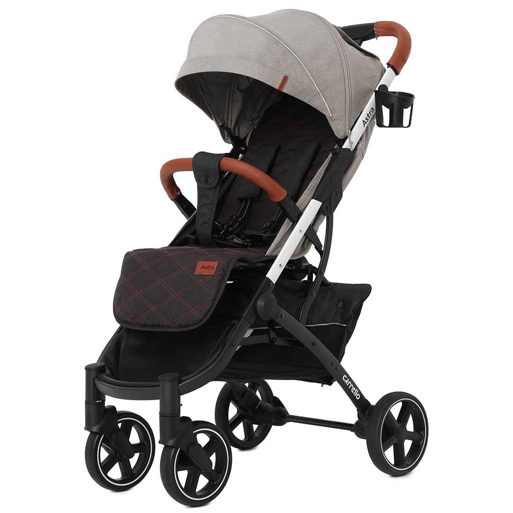 Детская коляска CARRELLO Astra  CRL-5505 Snow Beige