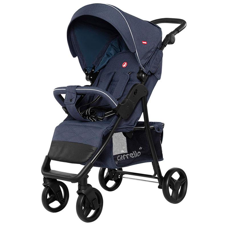 Детская коляска прогулочная  CARRELLO Quattro  CRL-8502/3 Admiral Blue