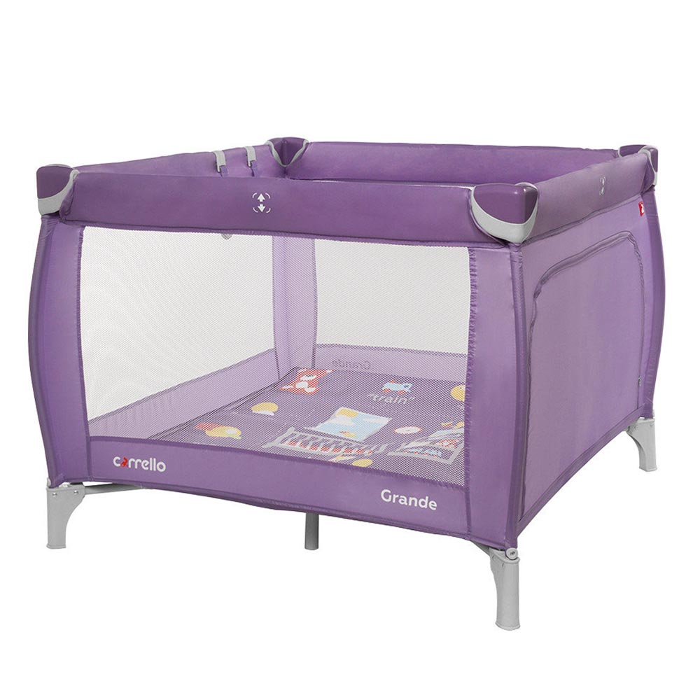 Манеж детский CARRELLO CRL-9204/1 Grande  Orchid Purple