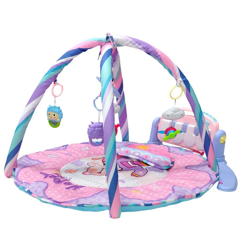 Развивающий коврик Everflo Magic Story pink HS0368142(6)