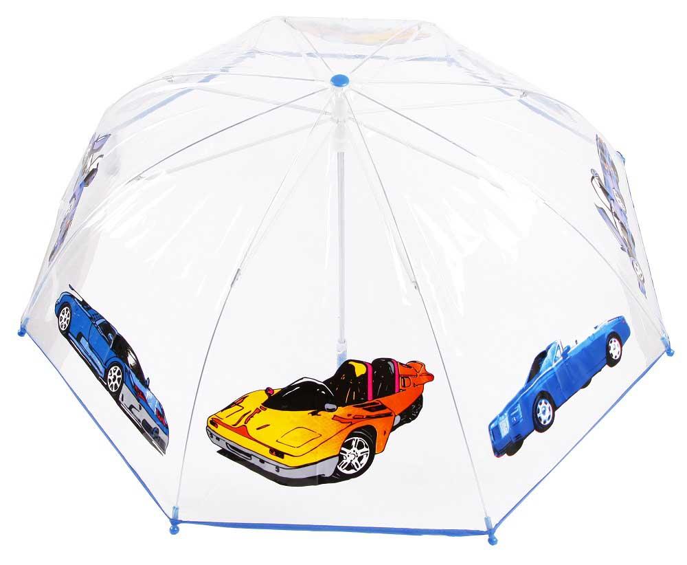 53700 Зонт детский Автомобиль, 46 см