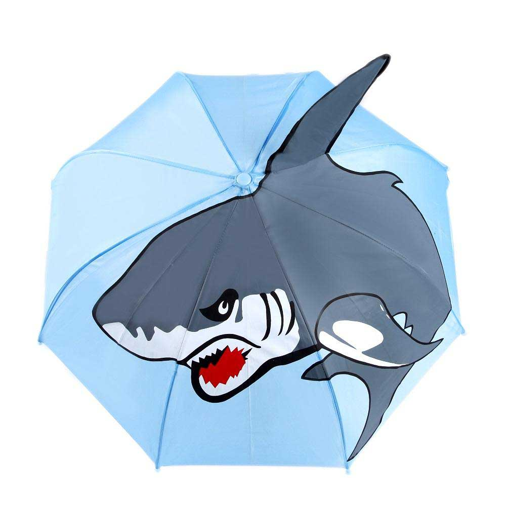 53520 Зонт детский Акула, 46 см