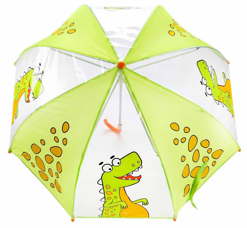 53592 Зонт детский Динозаврик, 46 см