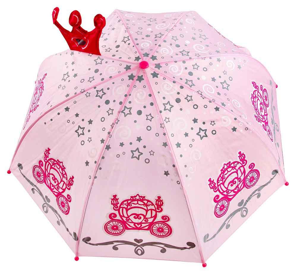 53573 Зонт детский Корона, 46 см
