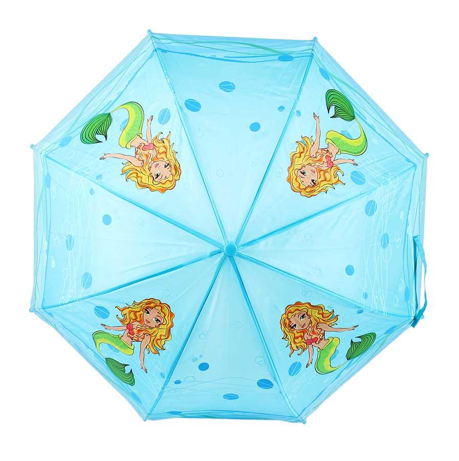 53589 Зонт детский Русалка, 46 см