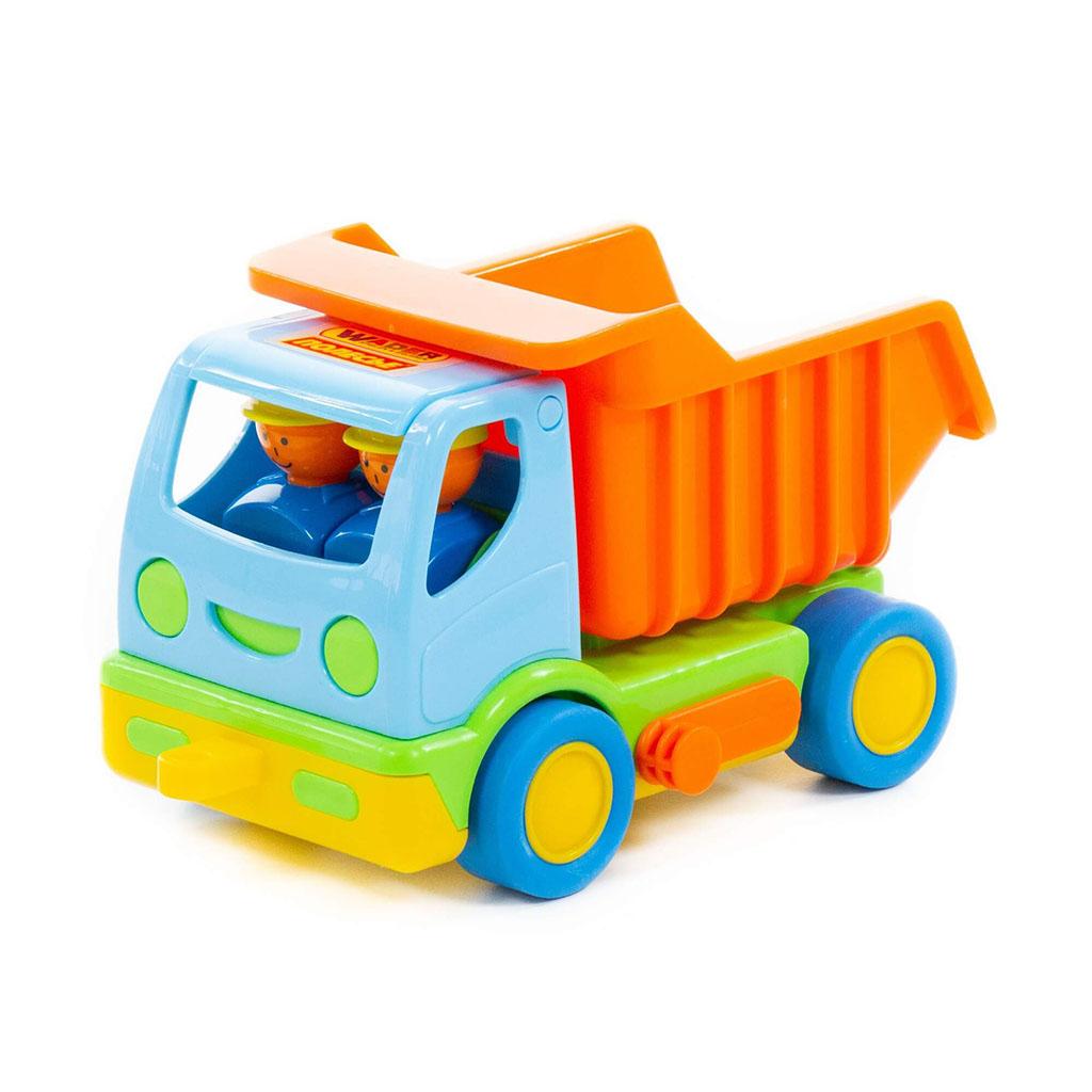 """Автомобиль-самосвал """"Мой первый грузовик"""" (в сеточке) 3294"""