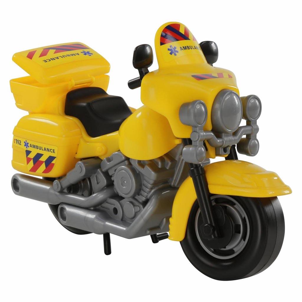 Мотоцикл скорая помощь (NL) (в пакете) 48097