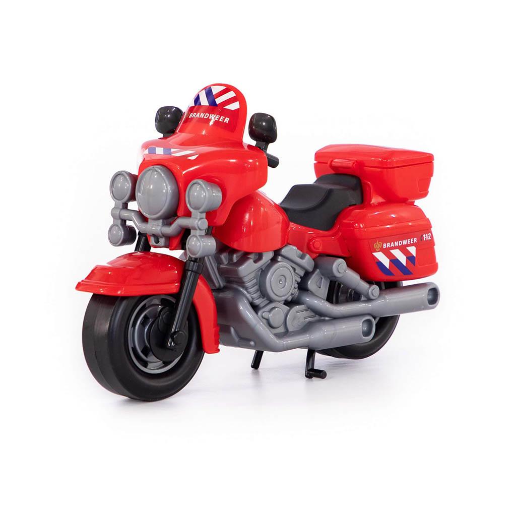 Мотоцикл пожарный (NL) (в пакете) 71316