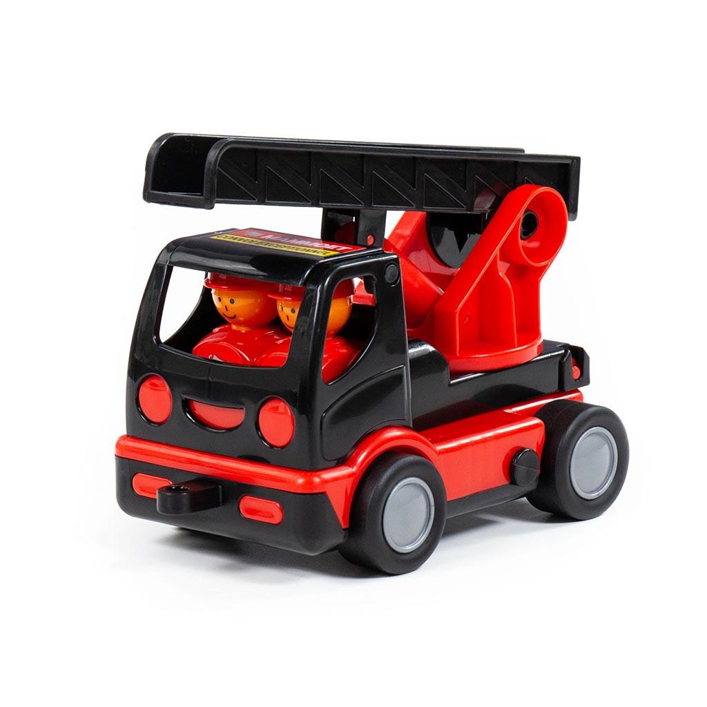 """""""MAMMOET"""" - """"Мой первый автомобиль пожарный"""" (в сеточке) 77356"""