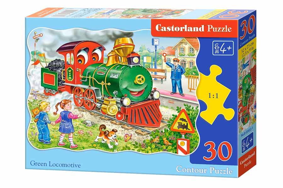 Пазлы Касторленд 30 B-03433