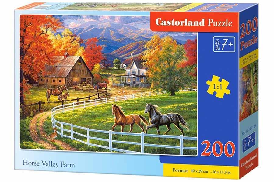 Пазлы Касторленд 200 222124