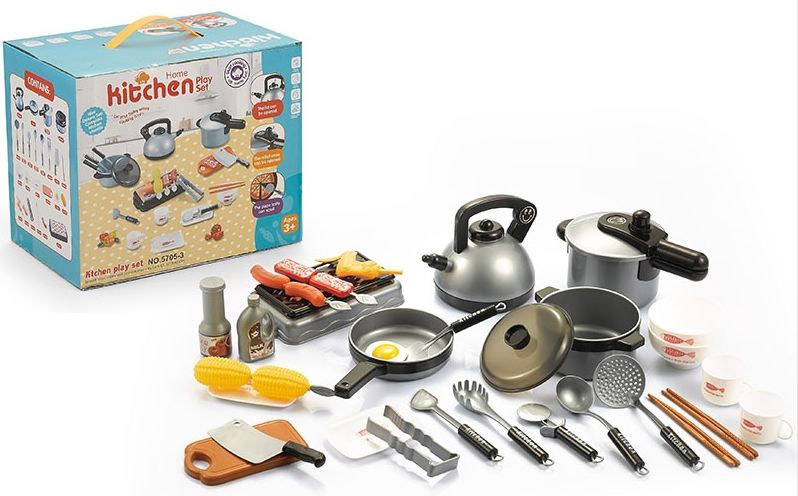 Набор посуды №5705-3/коробка/28*18*23