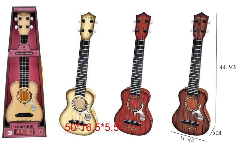 Игрушка №890-B20 Гитара/коробка/50*16,5*5,5