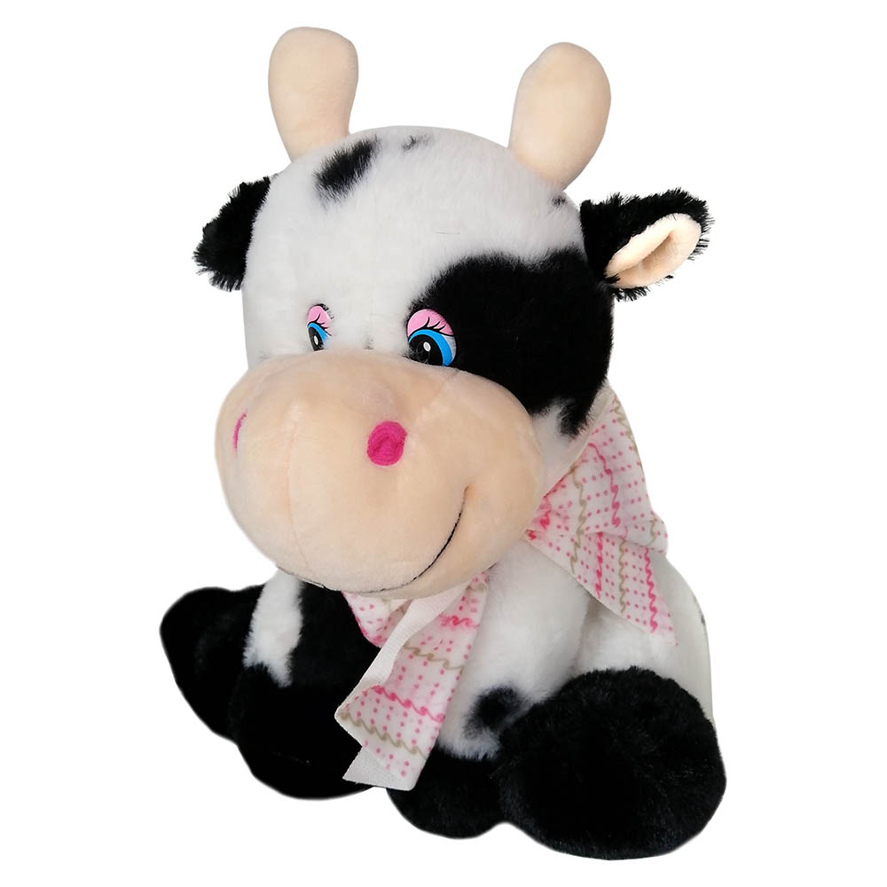 "Мягкая игрушка из плюша ""Корова 12"", размер 20см,в пакете (Арт. N20262)"