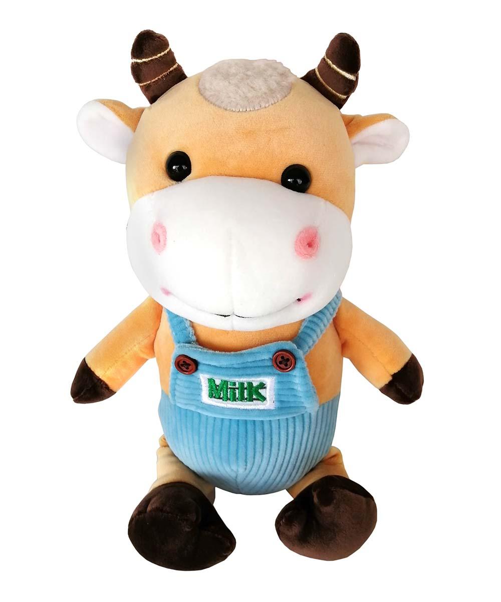"""Мягкая игрушка из плюша """"Корова 9"""", размер 24см,цвет микс (Арт. N20245)"""