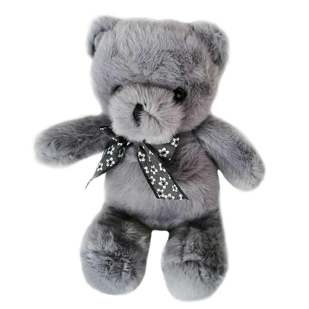 """Мягкая игрушка из плюша """"Медвежонок 2"""", размер 30 см,цвет микс (Арт. MR87)"""