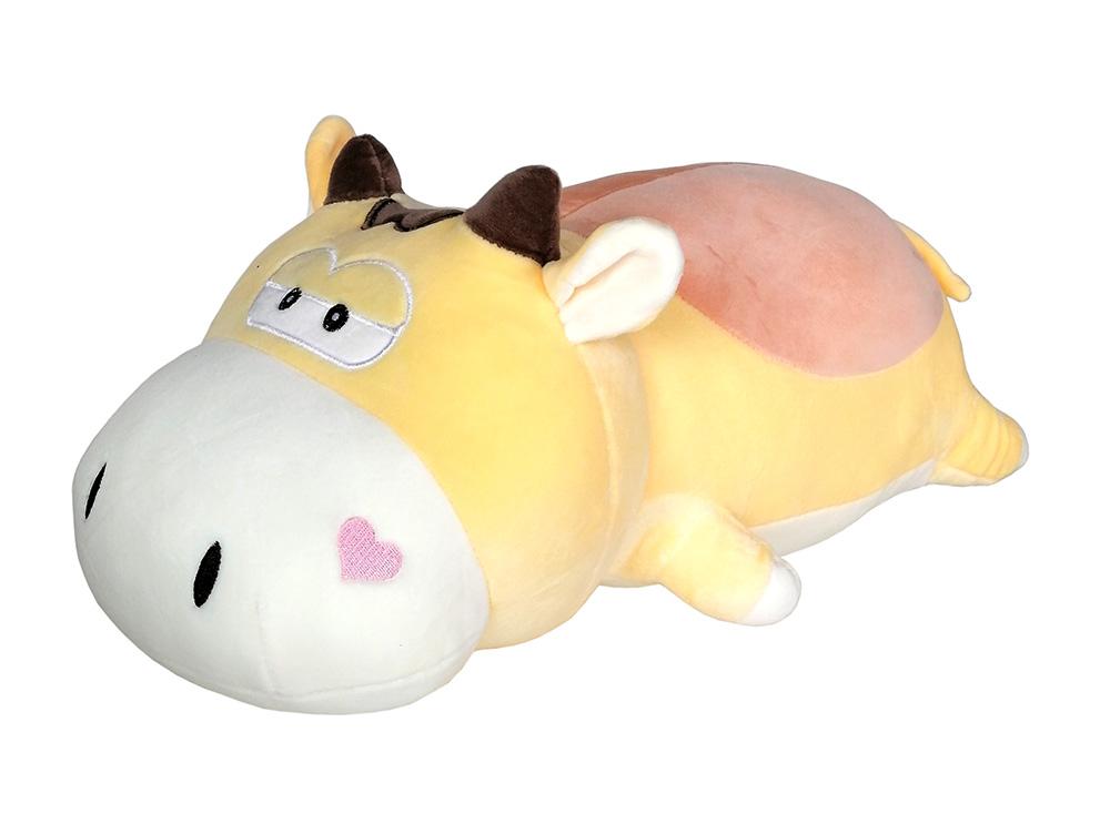 """Мягкая игрушка из плюша """"Бычок 3"""", размер 48см,цвет микс (Арт. N20210)"""