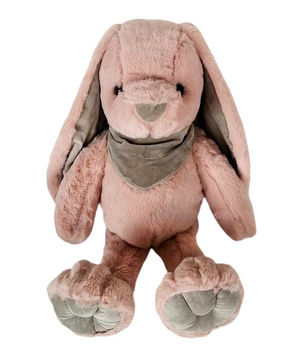 """Мягкая игрушка из плюша """"Зайчик 2"""", размер 42см,цвет микс (Арт. MR80)"""