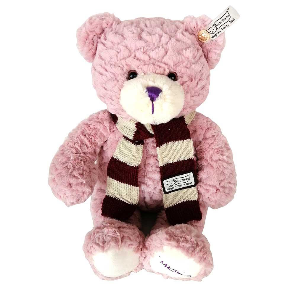"""Мягкая игрушка из плюша """"Мишка 6"""", размер 40см, 2 цвета микс (Арт. MR64)"""