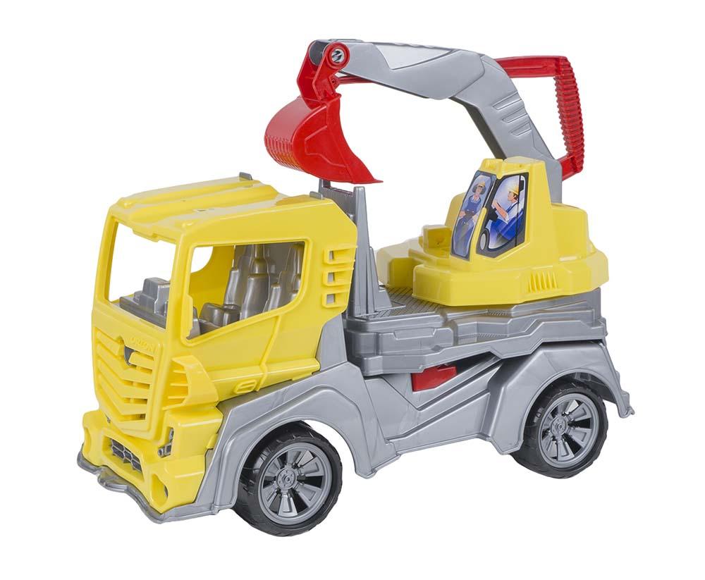 Автомобиль FS1 Экскаватор 155