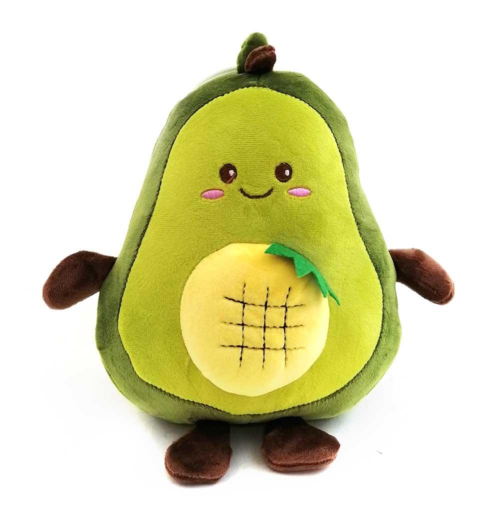 2774-2 Мягкая игрушка Авокадо