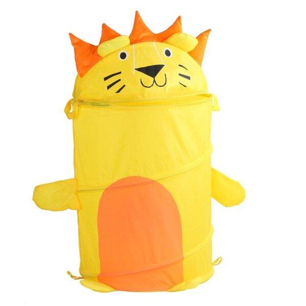 """Контейнер для хранения детских игрушек (45х35 см) """"ЛЕВ"""" Арт. AN01298"""