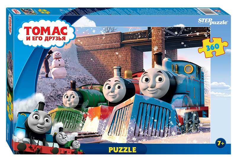 """96077 Мозаика """"puzzle"""" 360 """"Томас и его друзья"""""""