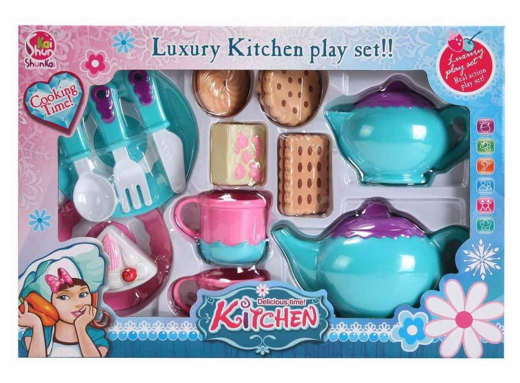Набор посуды №SK77В/коробка/35*24*7