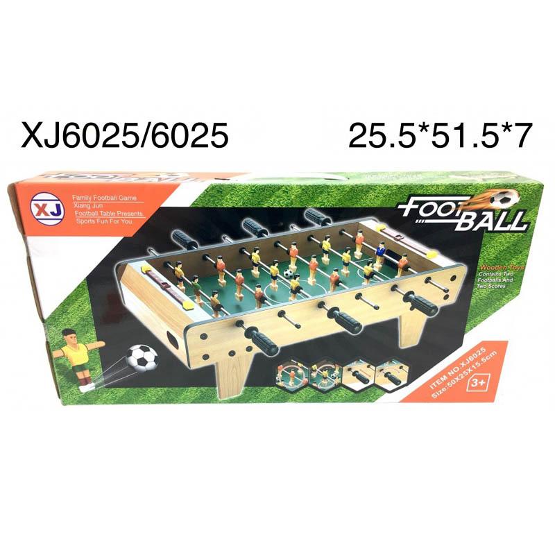 XJ6025/6025 Настольный футбол
