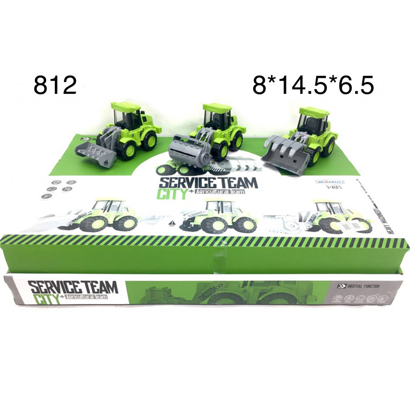812 Трактор