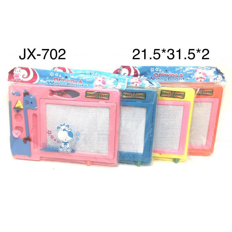 JX-702 Доска с магнитной крошкой