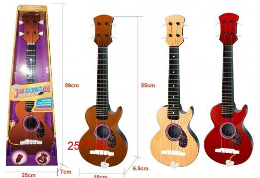 Игрушка №8804-2 Гитара/коробка/59*7*25