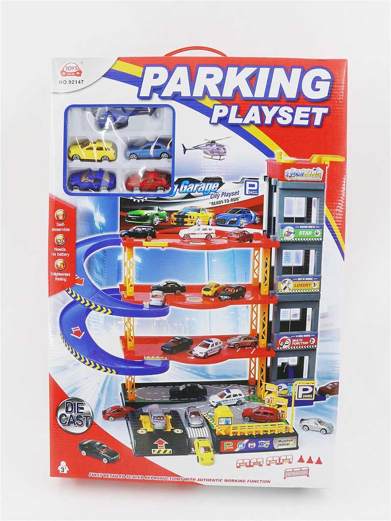 Гараж-парковка №92147/коробка/58*40*9