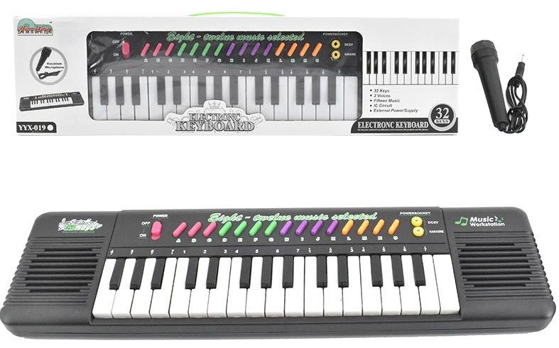 Игрушка №YYX-020 Синтезатор/коробка/47*12,5*4