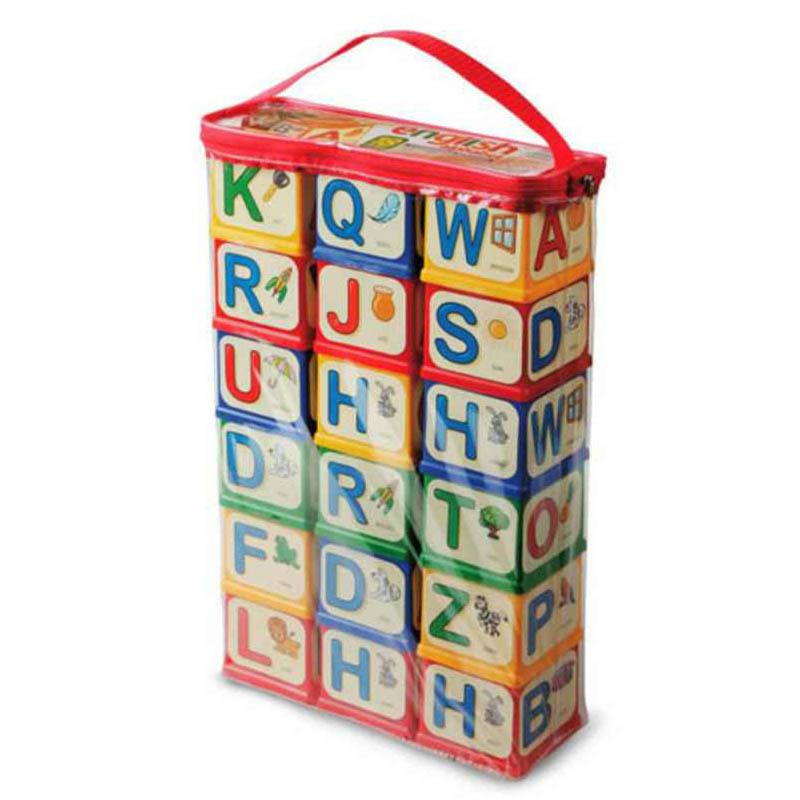 "Кубики ""English alphabet"" 1054"