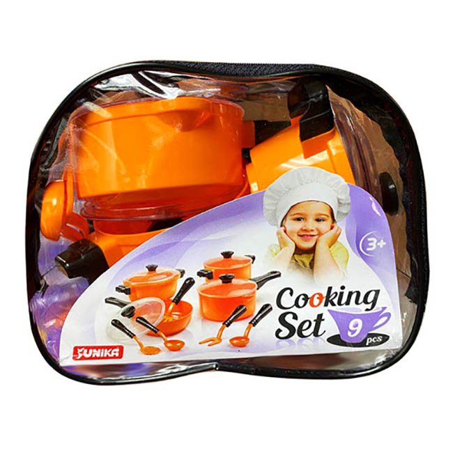 Набор посуды Cooking Set (9 pcs.) 71474