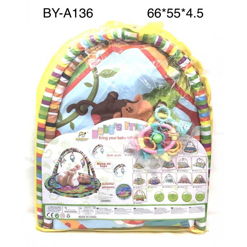 BY-A136 Коврик развивашка для малышей