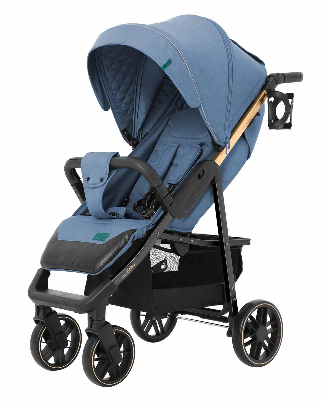 Детская коляска CARRELLO  Echo CRL-8508/2 Azure Blue