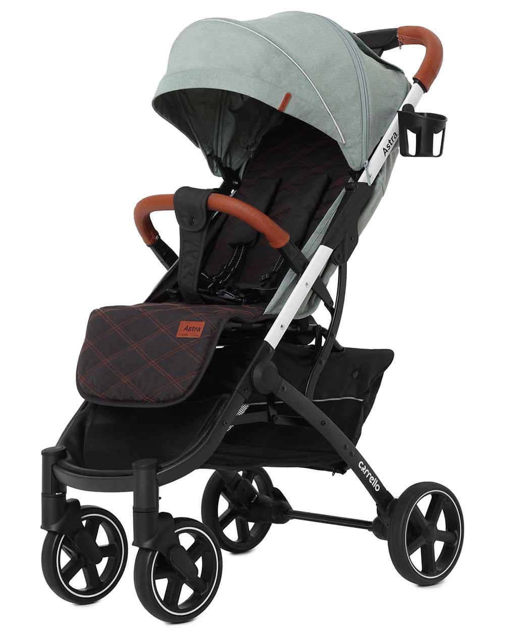 Детская коляска CARRELLO Astra CRL-5505 Mint Green