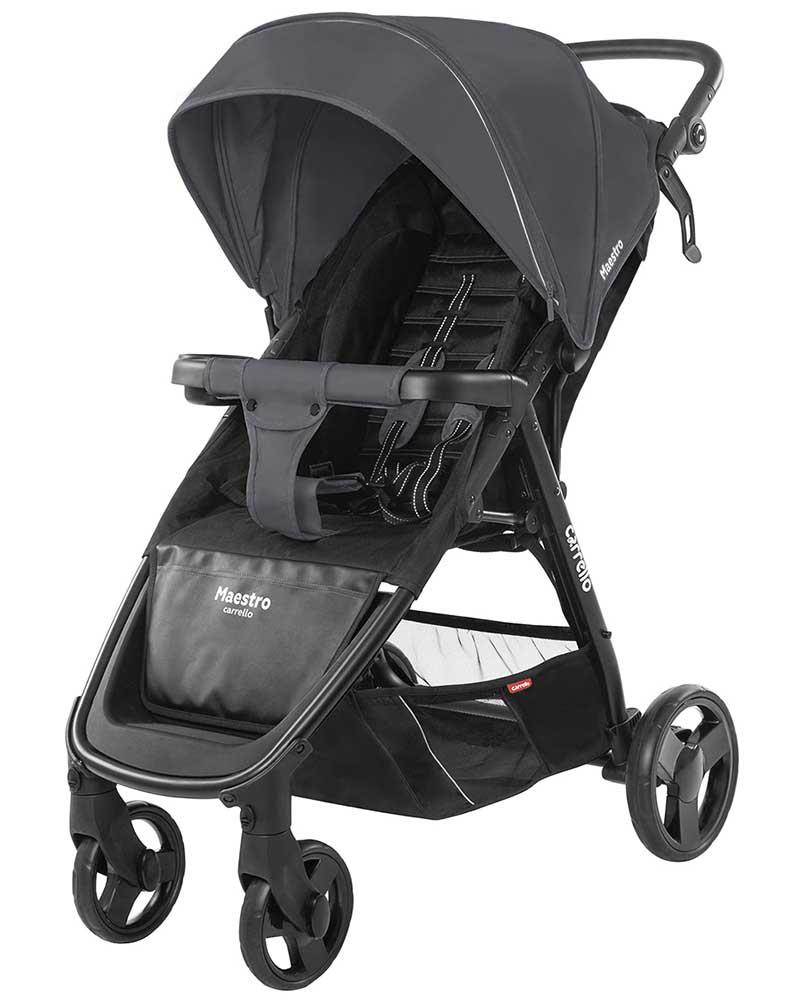 Детская коляска CARRELLO Maestro CRL-1414 Magnet Grey