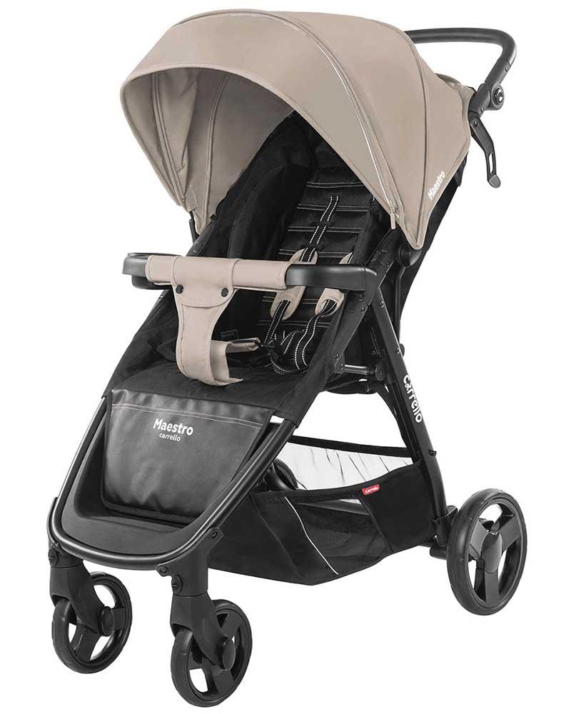 Детская коляска CARRELLO Maestro CRL-1414 Vanilla Beige